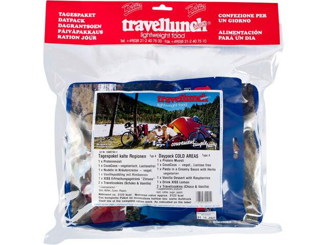 Travellunch Cold Region Confezione Giornaliera Verdure 7 Pezzi